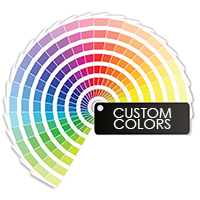 Custom Colors Available